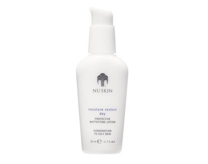 Pelembab Nu Skin Moisture restore Day Oily