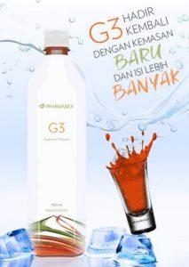juice g3 nuskin