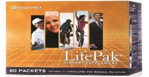 LifePak nu skin pharmanex
