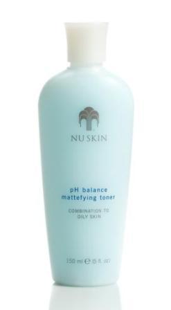 Nu Skin Ph Balance Mattefyng Toner