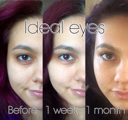 nu skin ideal eyes untuk kantung mata